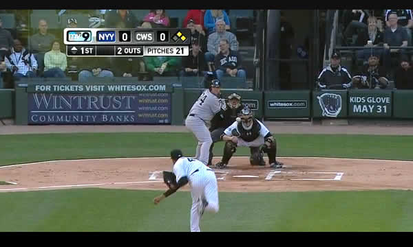 Brian McCann blasts 3-run homer against White Sox on May 23, 2014