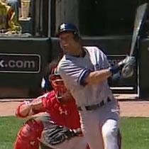 Derek Jeter's RBI single against the Chicago White Sox.