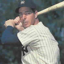 Joe DiMaggio, The Yankee Clipper