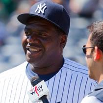 Charlie Hayes Yankees 2009