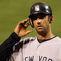 Jorge Posada (2011). Photo: Keith Allison