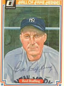 Red Ruffing New York Yankees
