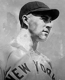Baseball legend Lefty O'Doul