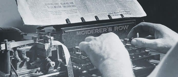Write for Moiderer's Row!