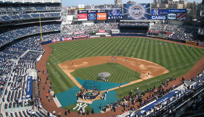 Yankee Stadium 2009 Photograph by Lawrence Fung