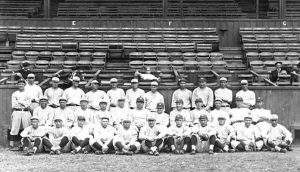 1921 New York Yankees at Spring Training in New Orleans