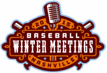 MLB 2015 Winter Meetings Logo