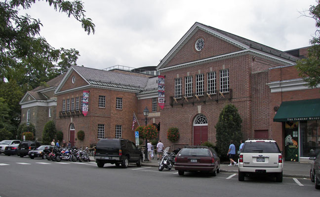 Baseball Hall of Fame - Cooperstown, New York