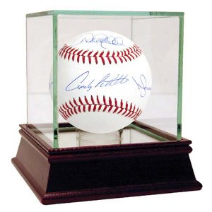 Core Four Multi-Signed Baseball