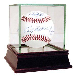 Core Four Multi-Signed Baseball