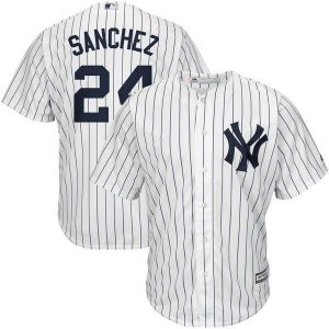 Gary Sanchez New York Yankees Home Jersey
