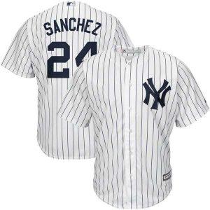 Gary Sanchez New York Yankees Home Jersey