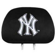 New York Yankees 2-Pack Headrest Covers