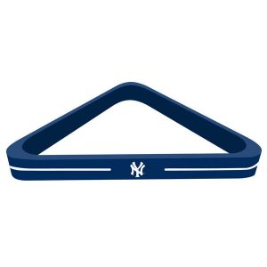 New York Yankees Billiard Ball Triangle Rack