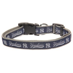 New York Yankees Nylon Dog Collar