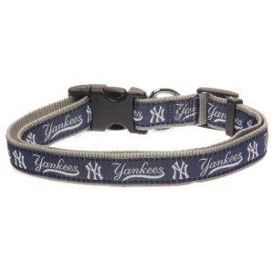 New York Yankees Nylon Dog Collar