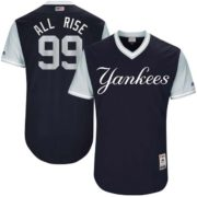 Official Aaron Judge 2017 Players Weekend 'All Rise' Jersey