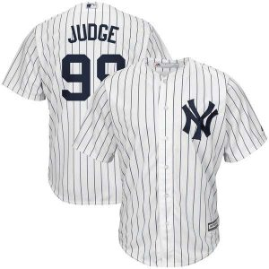 New York Yankees Home and Road Jerseys