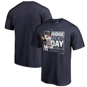 New York Yankees Aaron Judge 'Judgement Day' T-Shirt