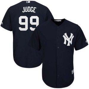 Aaron Judge practice / spring training jersey