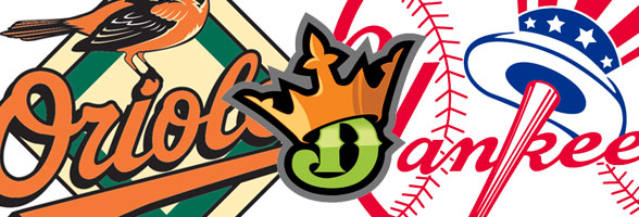 Baltimore Orioles versus New York Yankees : Moiderer's Row