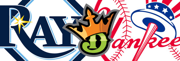 Tampa Bay Rays visit the New York Yankees