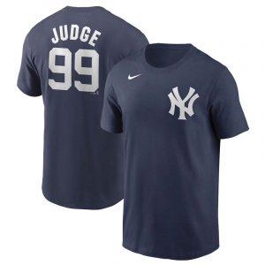 Aaron Judge NIke New York Yankees T-Shirt Moiderers Row Shop