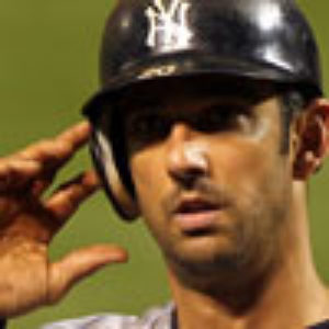 Yankees catcher Jorge Posada