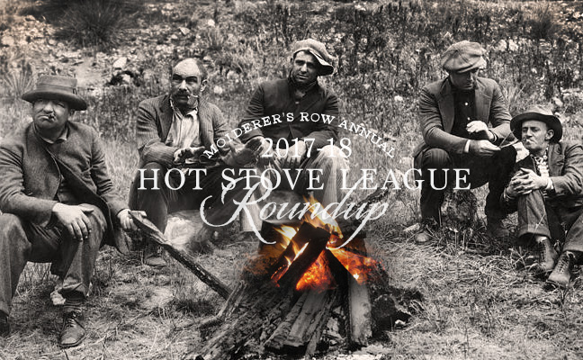 New York Yankees 2017-18 Hot Stove League