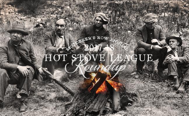 New York Yankees 2017-18 Hot Stove League