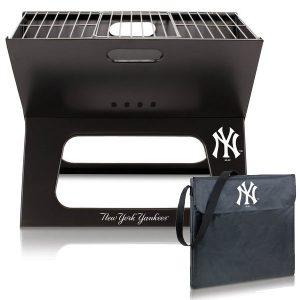 New York Yankees X-Grill Portable BBQ