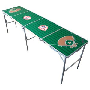 New York Yankees Tailgating Table at Moiderer's Row