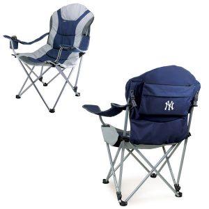 New York Yankees Reclining Camp Chair