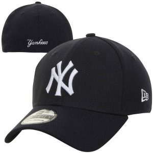 New York Yankees New Era MLB Team Classic Game 39THIRTY Flex Hat