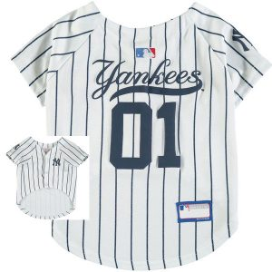 New York Yankees MLB Dog Jersey