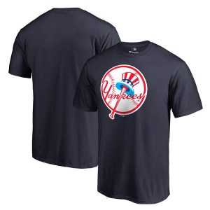 Yankees classic logo t-shirt