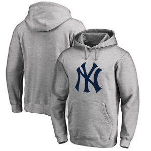 New York Yankees Logo Pullover Hoodie at Moiderer's Row Shop