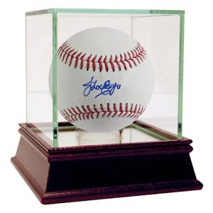 Jonathan Loaisiga New York Yankees Signed Baseball at Moiderer's Row Shop