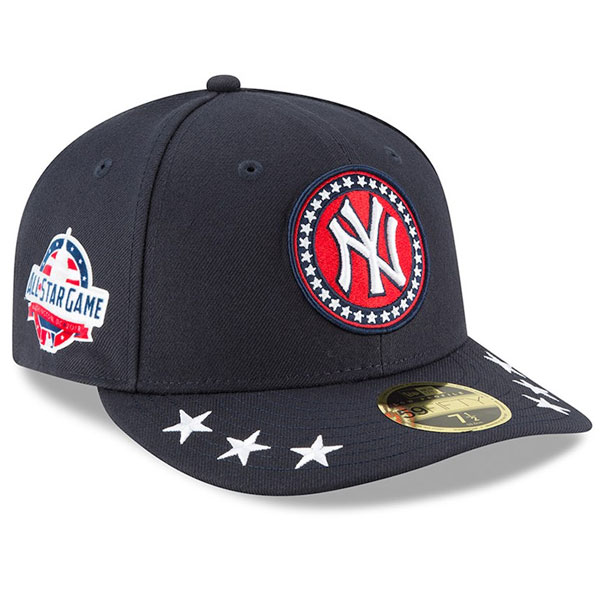 New York Yankees 2018 All-Star Game On Field Workout Cap at Moiderer's Row Shop