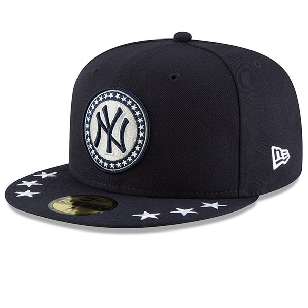 New York Yankees 2018 MLB All-Star Game Official Workout Cap at Moiderer's Row Shop