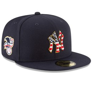 New York Yankees 4th of July Stars & Stripes Cap : Shop at Moiderer's Row