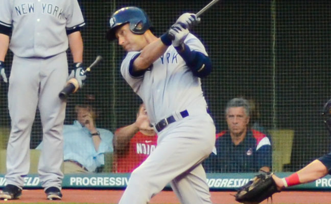 Yankees vs Indians 2014