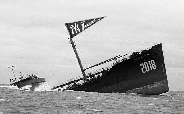 2018 Yankees a sinking ship?
