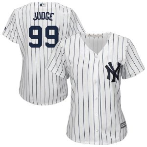 Women's Aaron Judge Yankees Home Jersey at Moiderer's Row Shop
