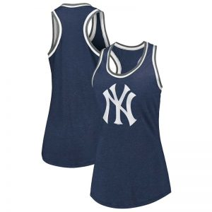 Yankees women's scoop neck tank top : Moiderer's Row Shop