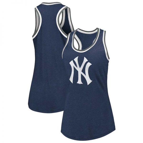 Yankees women's scoop neck tank top : Moiderer's Row Shop