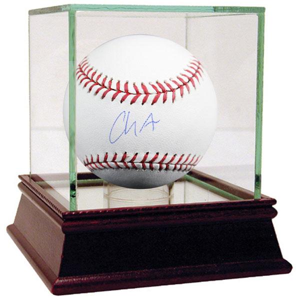 Chance Adams signed baseball