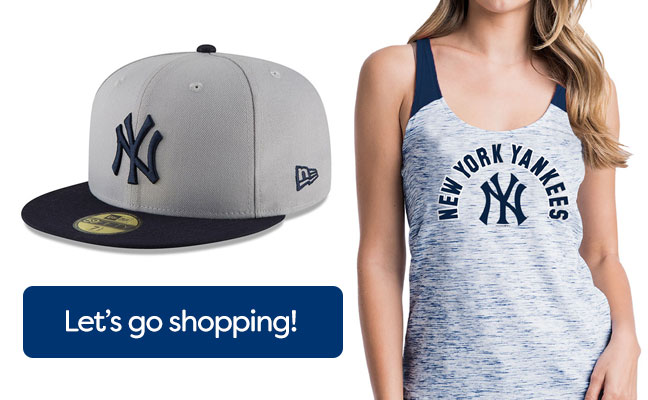 Shop for New York Yankees gear and memorabilia at Moiderer's Row shop