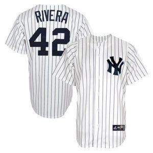 Mariano Rivera home jersey
