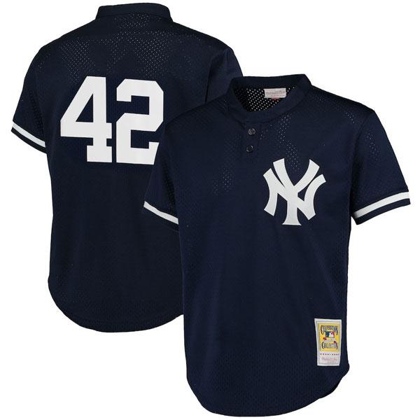 Mariano Rivera mesh batting practice jersey